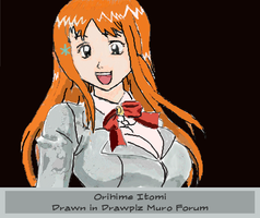 Orihime by bolsterstone