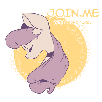 PICARTO.TV :ONLINE: MLP Stickers! by grandifloru