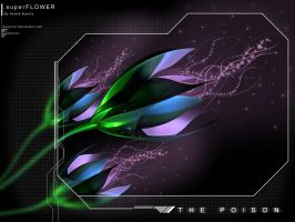 .superFLOWER Pack - THE POISON by bullet-br