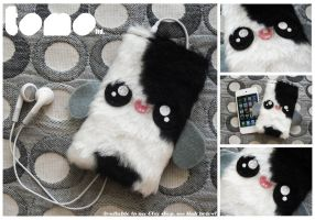 TOMO BABY YETI - BooBoo - iPhone iPod Case by TomodachiIsland