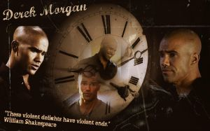Derek Morgan Time by Anthony258