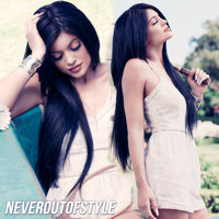 Id Ft Kylie Jenner by neveroutofstyle