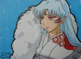 Wandering Lord ACEO by LadyNin-Chan