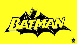 2006 Batman Comic Title Logo by HappyBirthdayRoboto