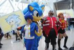 Sonic Cosplayers at AX 2012 by Surferbrg