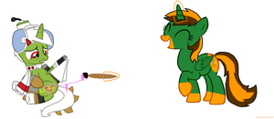 Tricks On Orbitons Max by kindraewing
