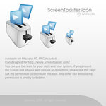 ScreenToaster icon by obsilion