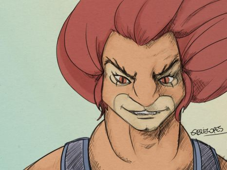 Lion-O by gabrielopes