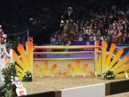 Olympia Showjumping 2 by Steffie86