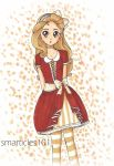 Frilly Dress by smarticles101