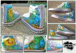 Under the Sea Shoes by marywinkler
