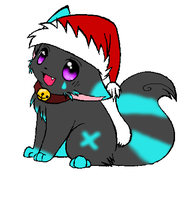 Merry Christmas :3 by Starfr0st
