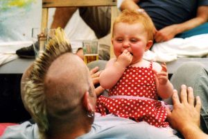 Baby punk by brion