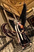 The Fallen Angel - Abel cosplay by Hayato-X-Flame