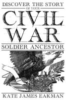 Front Cover of Civil War Book by squirrelfire