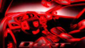 Dodge Dart Interior #5 with Logo by VelvetWaters744