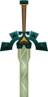 ST Lokomo Sword by BLUEamnesiac