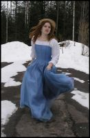 Bluebell Dress I by Eirian-stock