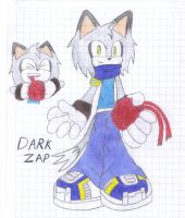 Zap the cat + concurso by dark-zap