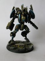 Tau Commander 1 by mipcap