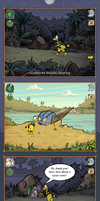 These screens contain female dinosaurs by CrashPL