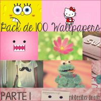 Pack de 1OO Wallpapers |PARTE UNO| by MikiBeeliber