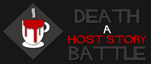 Death Battle Hosts Story Logo by Jarvisrama99