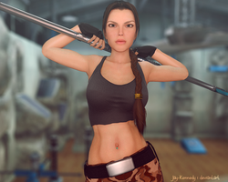 Workout by Jay-Kennedy