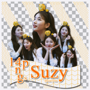 - PACK RENDER #11: SUZY. by XiaoYenn