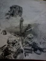 Star Wars Picture Progress by shank117