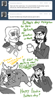 Ask Loki 8 by Doodlinjaz
