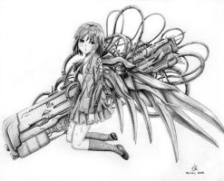 Chise, the Ultimate Weapon by 1up-Life