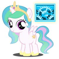 Preferences Pony Icon by Nerve-Gas