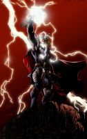 my god has a hammer by chachaman