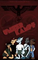 UNSER KAMPF - OFFICIAL COVER by YangWatanabe