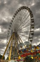ferris-wheel II by hans64-kjz
