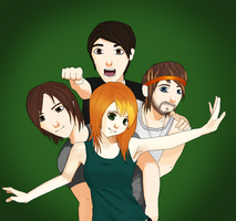 Paramore by Fun-sized-Redhead