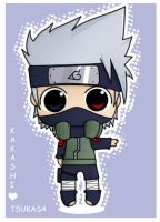 kakashi :3 by horror-child