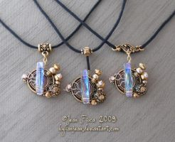 Great Zero Pendant Variations by HylianJean