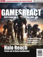 GamesReact.com - Cover by Forza27