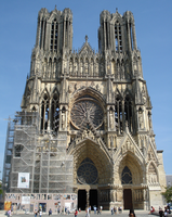 Cathedrale de Reims by BluePalmTree