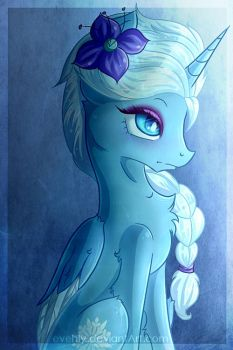 Ponified Elsa by Evehly