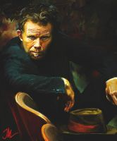 Tom Waits by JALpix
