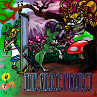 The Alice Project by cheddarpaladin
