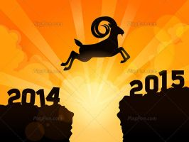 2015 is coming... by PixyPen