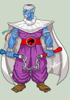 Panthro Xover by Iskafiy