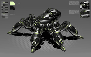 Ant Tank by Aleph-