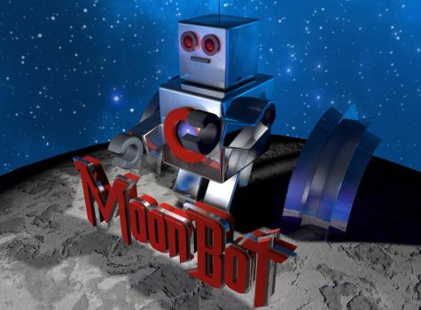 MOONBOT CINEMA4D by DarkLeaDeR