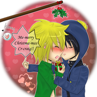 Under the Mistletoe by xMomoko