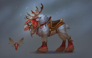 Mount Moose NYear skin by any-s-kill